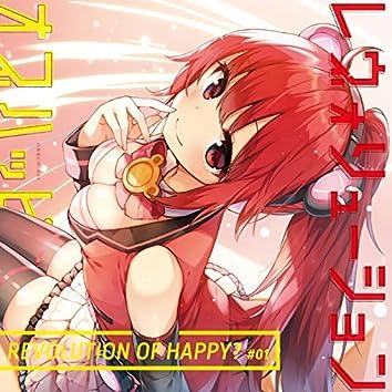 REVOLUTION OF HAPPY? #01