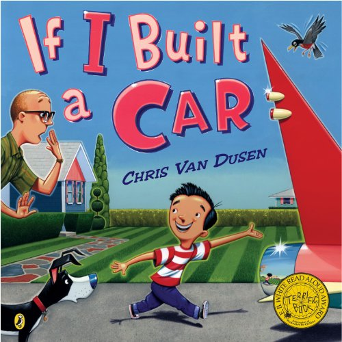 If I Built a Car (English Edition)