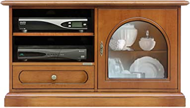 Amazon.es: mueble tv cerezo