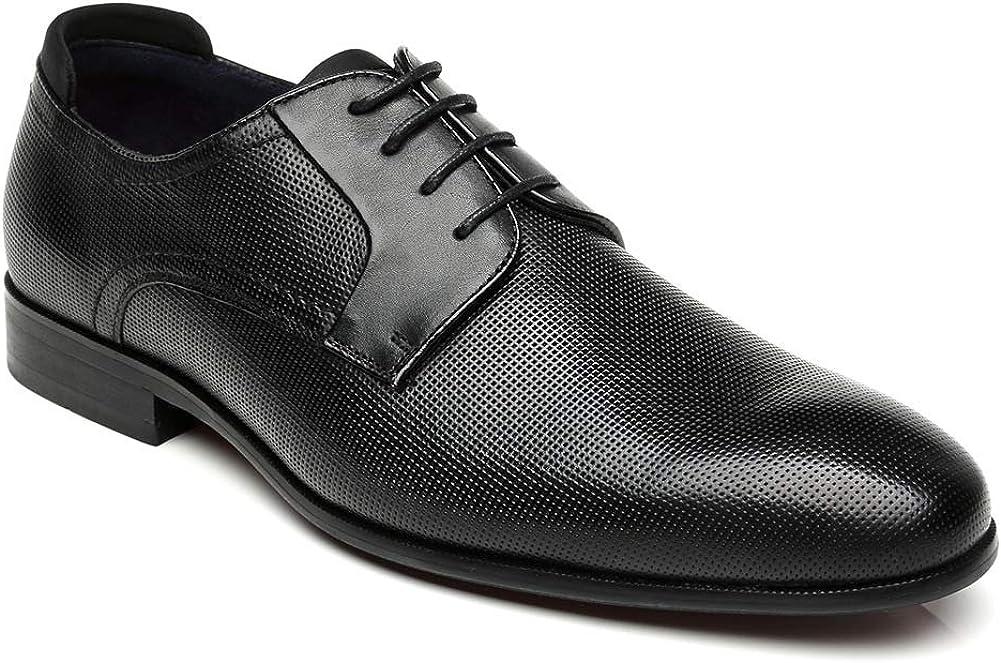Cestfini Men's Slip on Dress Penny Loafers - Business Casual Dress Shoes for Men