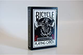 Bicycle Black Tiger Playing Cards by Ellusionist BBDTR Card Game