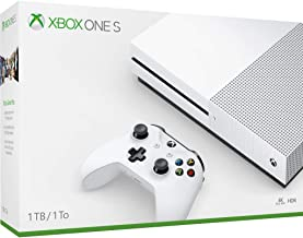 Microsoft Xbox One S 1TB HDD Bundle with Two (2X) Wireless Controllers, 1-Month Game Pass Trial, 14-Day Xbox Live Gold Tri...