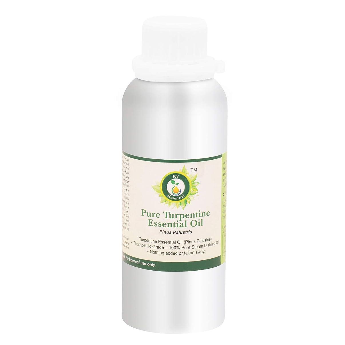財政前任者十分な純粋なターペンタイン精油300ml (10oz)- Pinus Palustris (100%純粋&天然スチームDistilled) Pure Turpentine Essential Oil