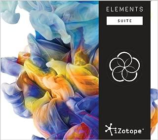 Elements Suite - Bundle Music Software Collection, iZotope