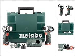 Metabo 600080530 PowerMaxx, 0 W, 10.8 V, Verde