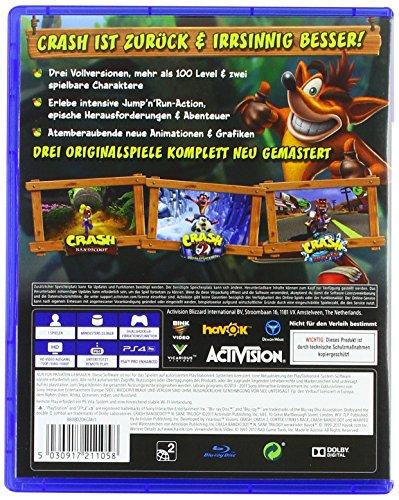 Crash Bandicoot N.Sane Trilogy – [PlayStation 4] - 4
