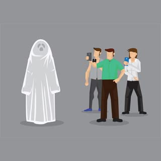 Ghosts in Photo
