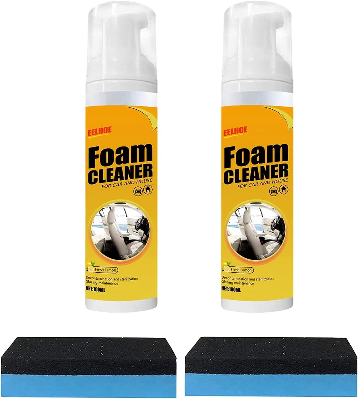 RRNY Multipurpose Ranking TOP12 Foam Cleaner Spray Flavor Lemon 2021 model