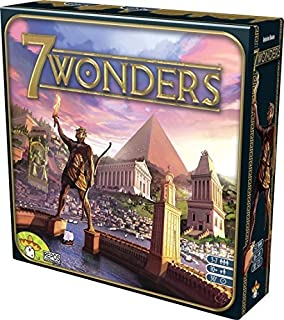 7 Wonders Game- Board & Card Games , For 3 to 7 players