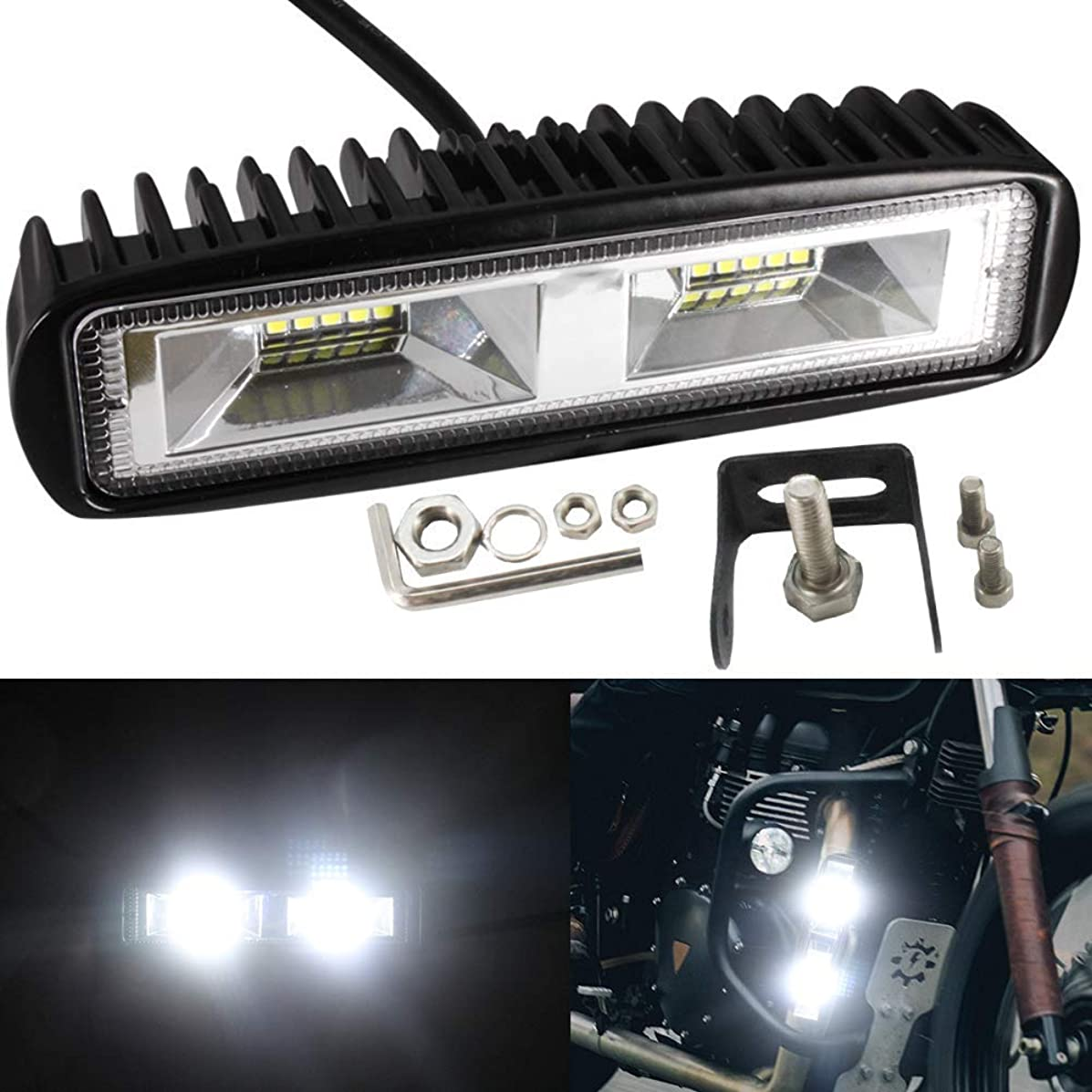 Led Light Bar Slim 6