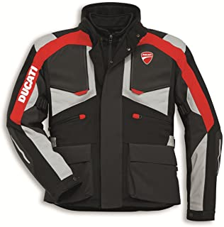 Ducati Strada C3 Fabric Jacket Size 56