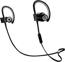 Beats by Dr dre Powerbeats2 Wireless In-Ear Bluetooth Headphone with Mic - Sports Black (Renewed)