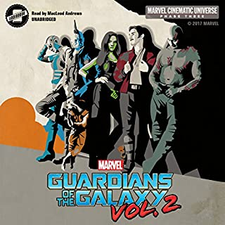 Phase Three: Marvel's Guardians of the Galaxy, Vol. 2 cover art