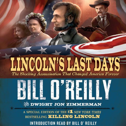 Lincoln's Last Days cover art