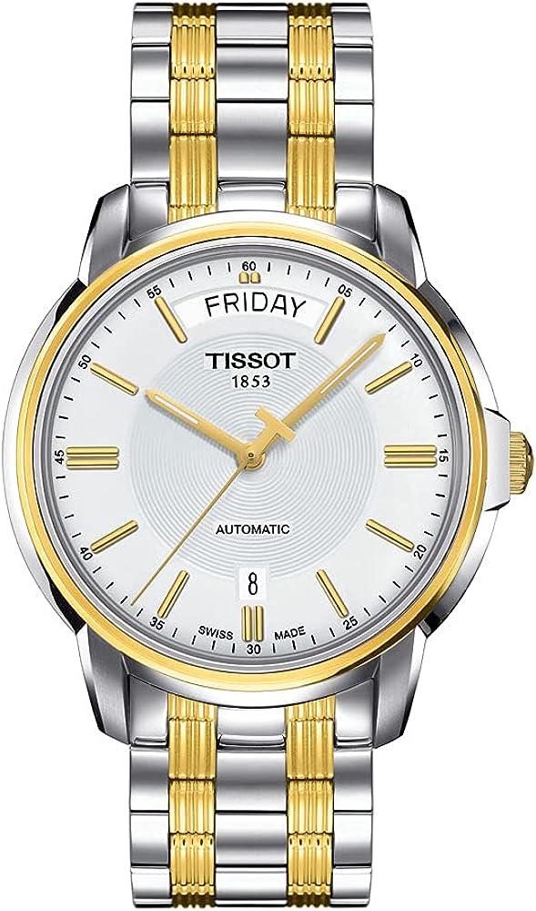 Tissot MATICS III DAYDATE T065.930.22.031.00 Reloj Automático para hombres