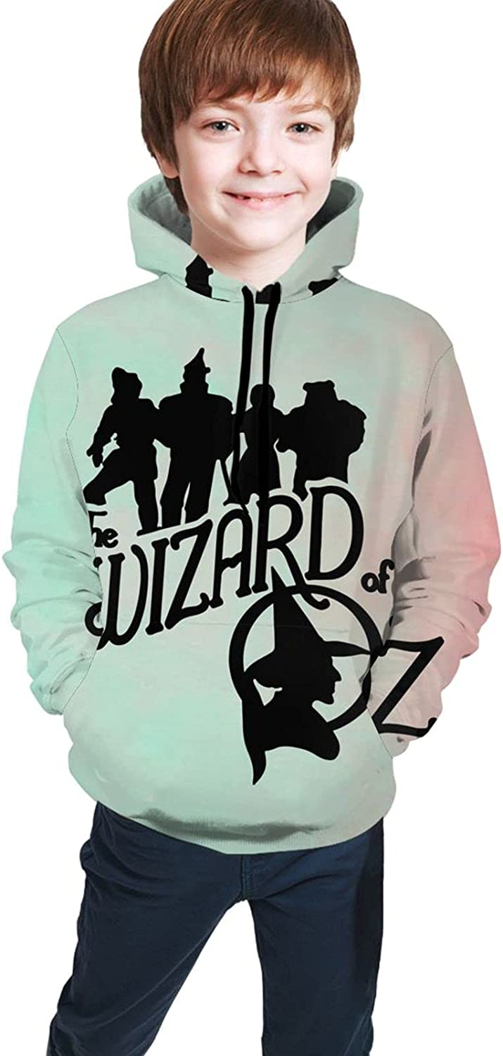 The Wizard of Oz Teen Pullover with Pockets Pullovers