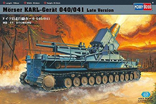 Hobby Boss 82905 Modellbausatz Mörser Karl-Gerät 040/041 Late Version