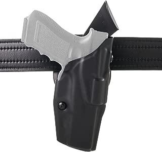 Safariland 6390 ALS Mid-Ride Level-I Retention Glock 17 22 with ITI M3 Light Belt, Black, Right Hand
