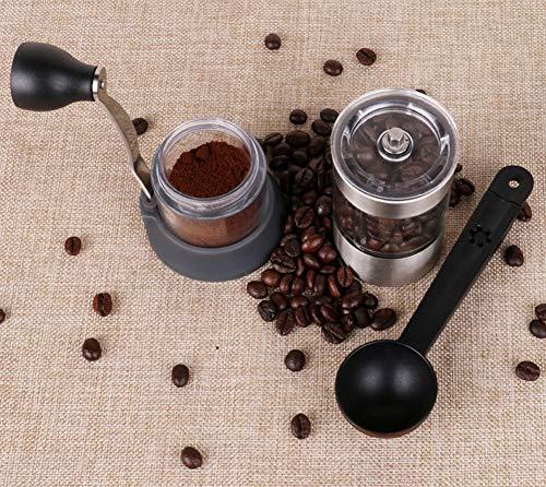 Molinillo de café manual de acero inoxidable Triturador de pastillas Molinillo de pastillas