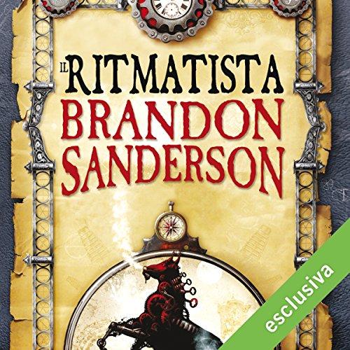 Il Ritmatista audiobook cover art