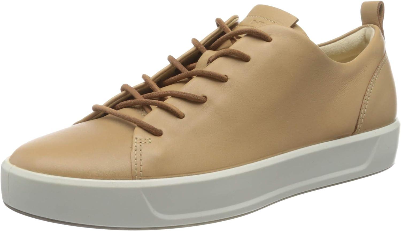 ECCO Women's Soft 8 Dri-tan Luxe Sneaker