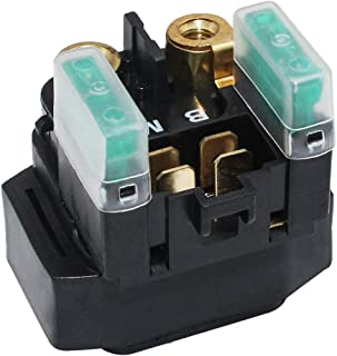 Starter Solenoid Relay for Yamaha Kodiak 400 YFM400 2000-2006/450 YFM450 2003 2004 2005 2006 ATV