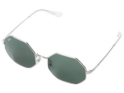 Ray-Ban 54 mm RB1972 Octagon Metal Sunglasses