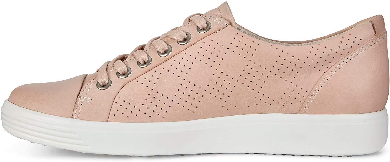 ECCO Womens Women's Soft 7 Sneaker Blue