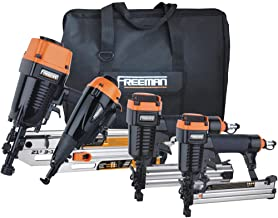 4 Piece Framing/Finishing Combo Kit with Canvas Bag