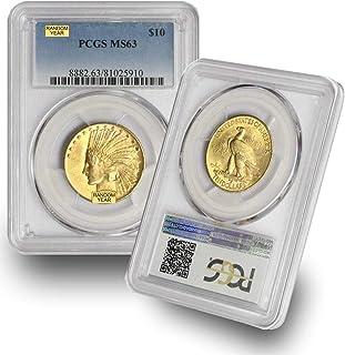 4f0080f3c3768 Amazon.com: 1933 (Random Year) Gold Indian Head Coin - Individual ...