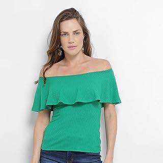 2df26fa17 Moda - Verde - Camisetas e Blusas / Roupas na Amazon.com.br