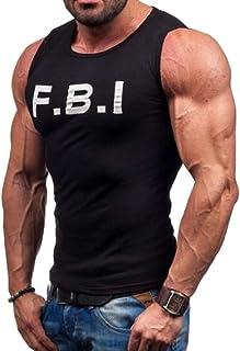 WE&energy 男性アスレチックベストセクシーボディシャツシャツシャツトップ筋肉シャツ