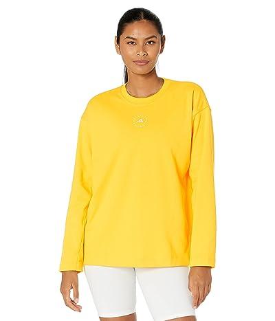 adidas by Stella McCartney Long Sleeve Cotton Tee GT9449