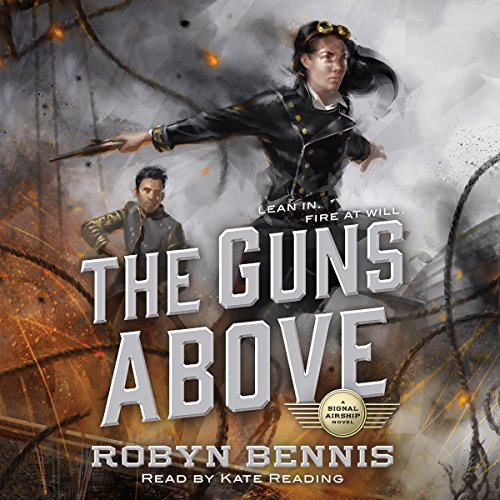The Guns Above audiobook cover art