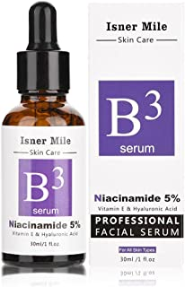 Pure 5% Niacinamide Vitamin E&Hyaluronic Acid Face Serum