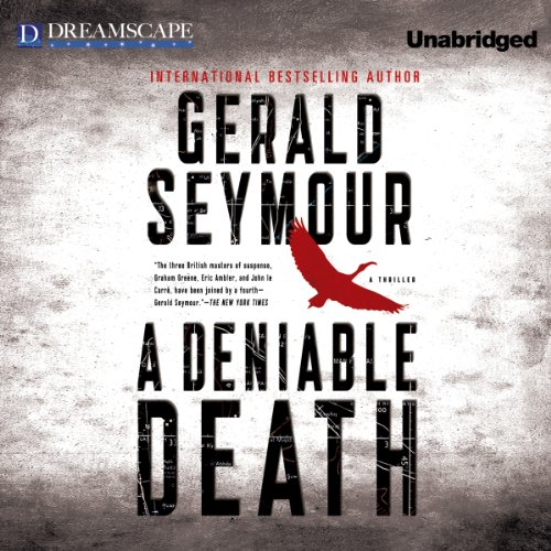 A Deniable Death audiobook cover art