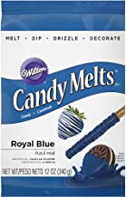 Wilton Candy Melts, 12-Ounce, Royal Blue