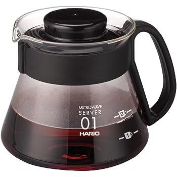 HARIO (ハリオ) V60 レンジサーバー 360ml XVD-36B