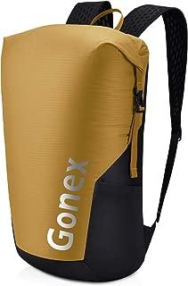 GonexPackableTravelDaypack,35LLightweightBackpackforHikingCampingCyclingMenWomen