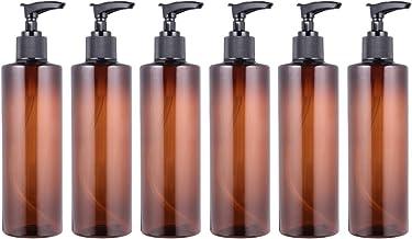 Beaupretty 250 Ml Shampoo Flessen Zeepdispenser Voor Keuken Badkamer Hervulbare Fles Pot Met Pomp Voor Afwasmiddel Etheris...