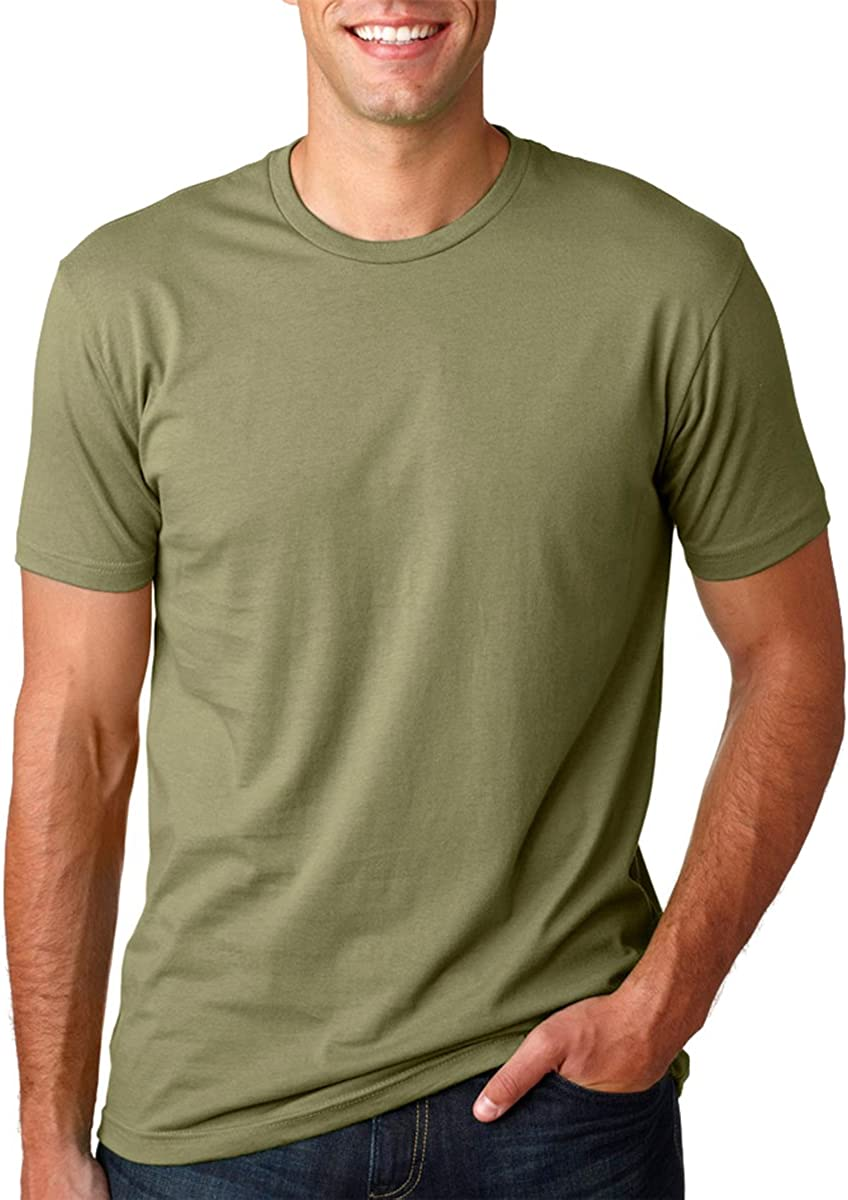 Next Level Las Vegas Mall Premium low-pricing Fit Extreme Soft Jersey Rib T-Shirt Knit
