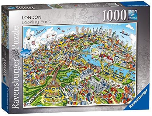 Ravensburger London Looking East Puzzle 1000 Teile