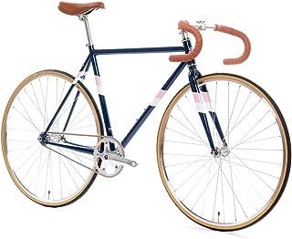 State Bicycle 4130 Chromoly Steel Fixed Geared Bike   Single Speed Drop Handlebar