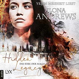Hidden Legacy - Das Erbe der Magie Titelbild