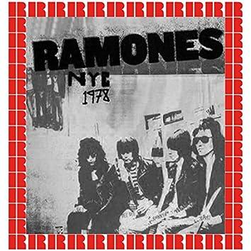 Palladium, New York, January 7th, 1978 (Hd Remastered Edition)