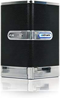 ASTRUM Symphony Speaker - Handsfree, Aux/TF Card, Bluetooth 3.0, NFC - 3W x 2 RMS - Black
