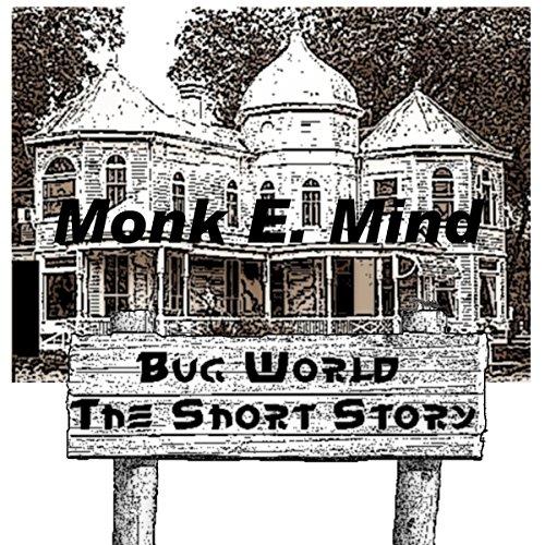Bug World audiobook cover art