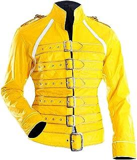 freddie mercury yellow