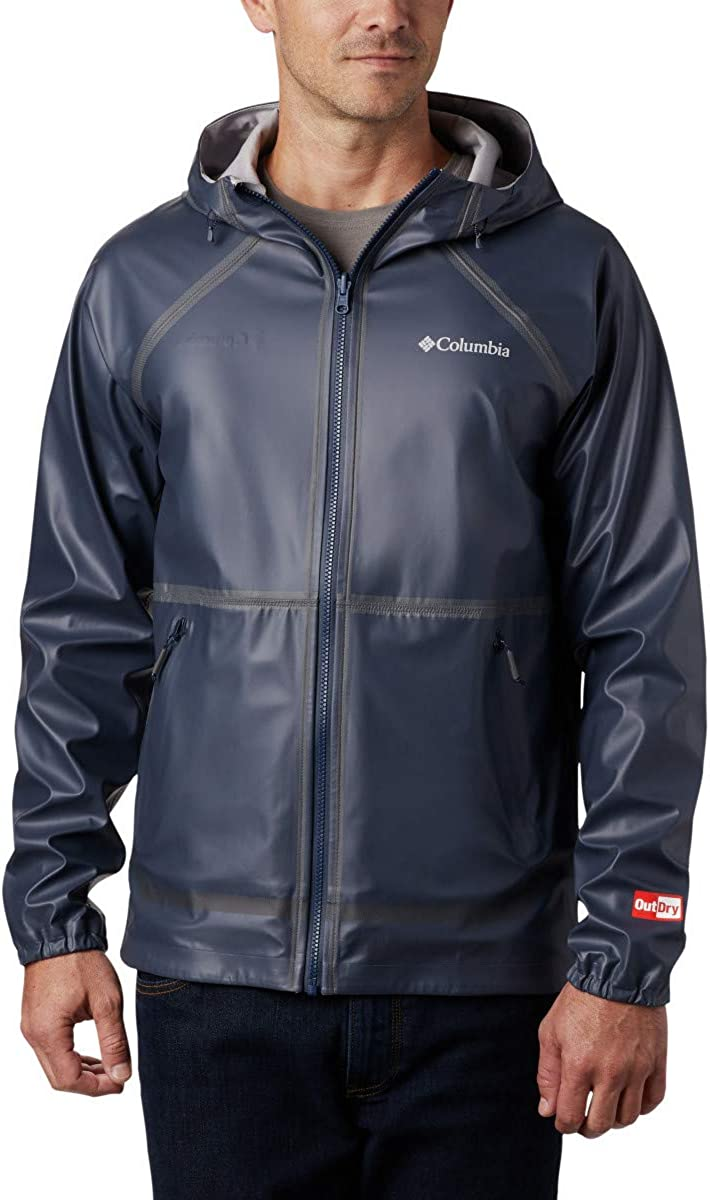 Columbia Men's Outdry Ex Reversible Ii Jacket: Clothing