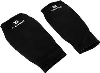 Fityle 空手 ブラック トレーニングパッド 通気性 全3サイズ